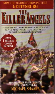 an analysis of joshua lawrence chamberlain in the killer angels by michael shaara Chamberlain is a chapter from the killer angels by michael shaara shaara's chapter chamberlain focuses on colonel joshua lawrence chamberlain (1828-1914), commanding officer of the twentieth maine.