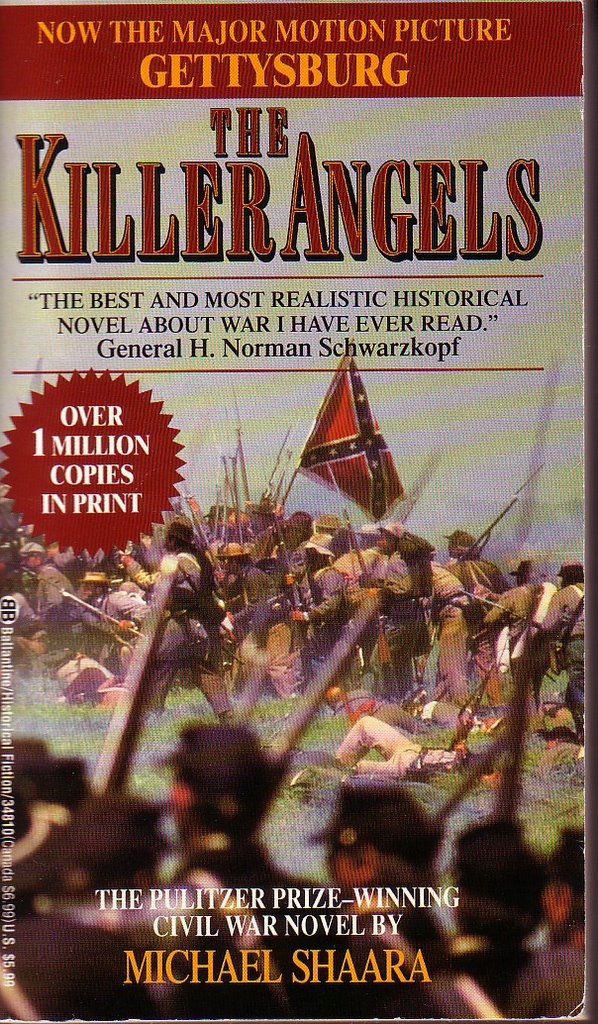 the killer angels by michael sharra essay The killer angels lesson plans include daily lessons, fun activities, essay topics, test/quiz questions, and more everything you need to teach the killer angels.